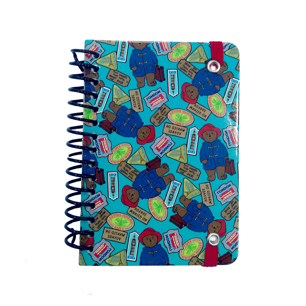 Pocket Spiral Jotter - Pocket Spiral Jotter