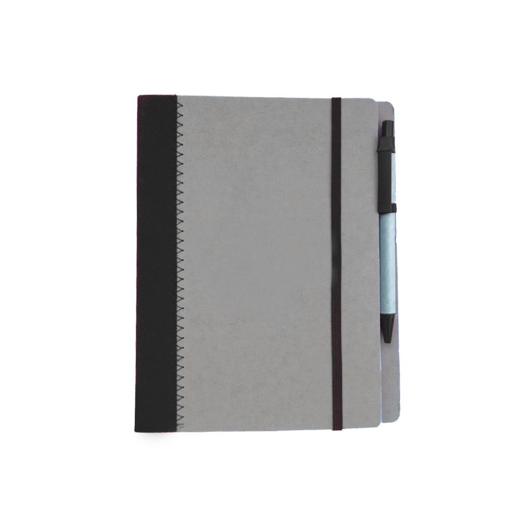 Eco A5 Spiral Jotter with Pen