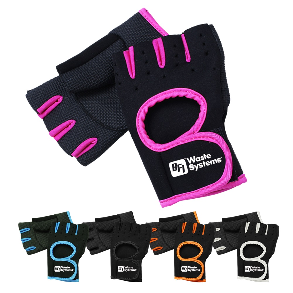 Half Finger Sport Cycling Fitness Gloves
