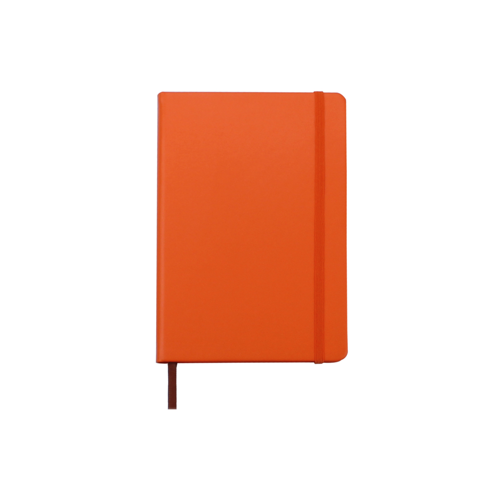 Colored Notebook with Hard Cover