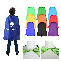 "27.5"" x 27.5"" Youth Superhero Cape - 27.5"" x 27.5"" Youth Superhero Cape"