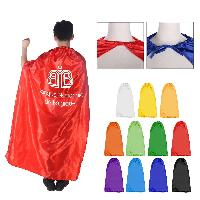 35.5'' x 43.5'' Adult Super Hero Cape - 35.5'' x 43.5'' Adult Super Hero Cape
