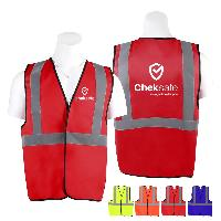 Adult Reflective Safety Vest - Adult Reflective Safety Vest
