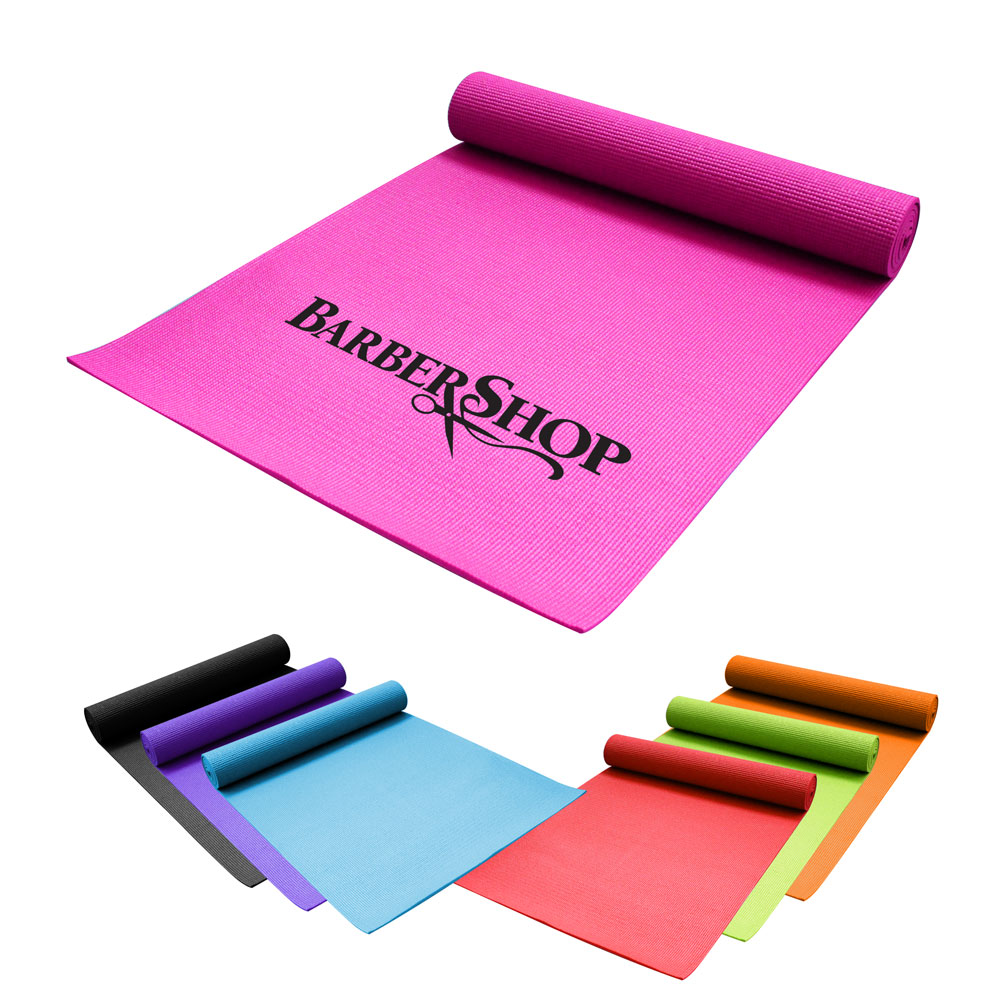 Medium-Large PVC  Fitness Yoga Mat - Large PVC  Fitness Yoga Mat