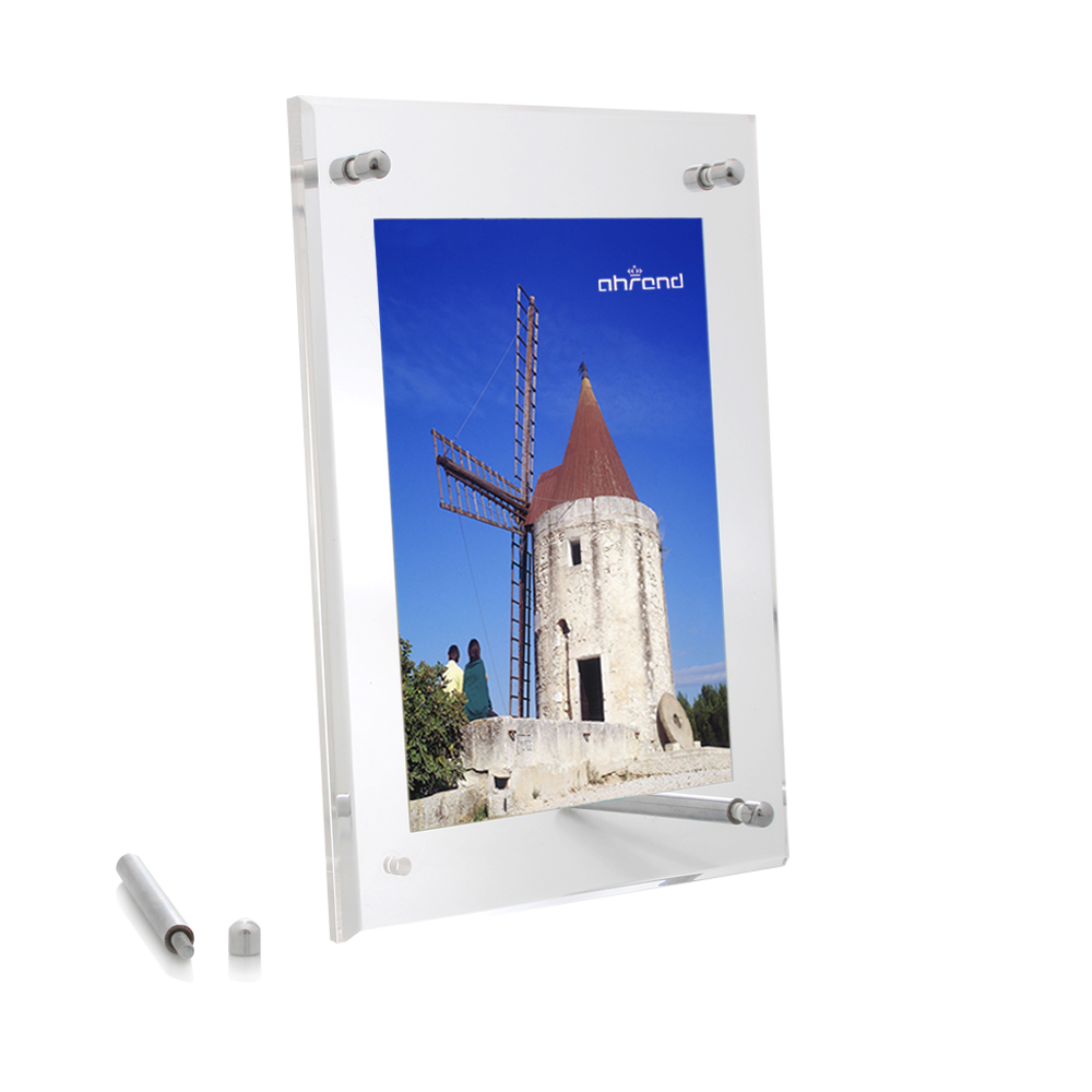 Magnetic Acrylic Paper Frame - A4 Size - Magnetic Acrylic Paper Frame - A4 Size