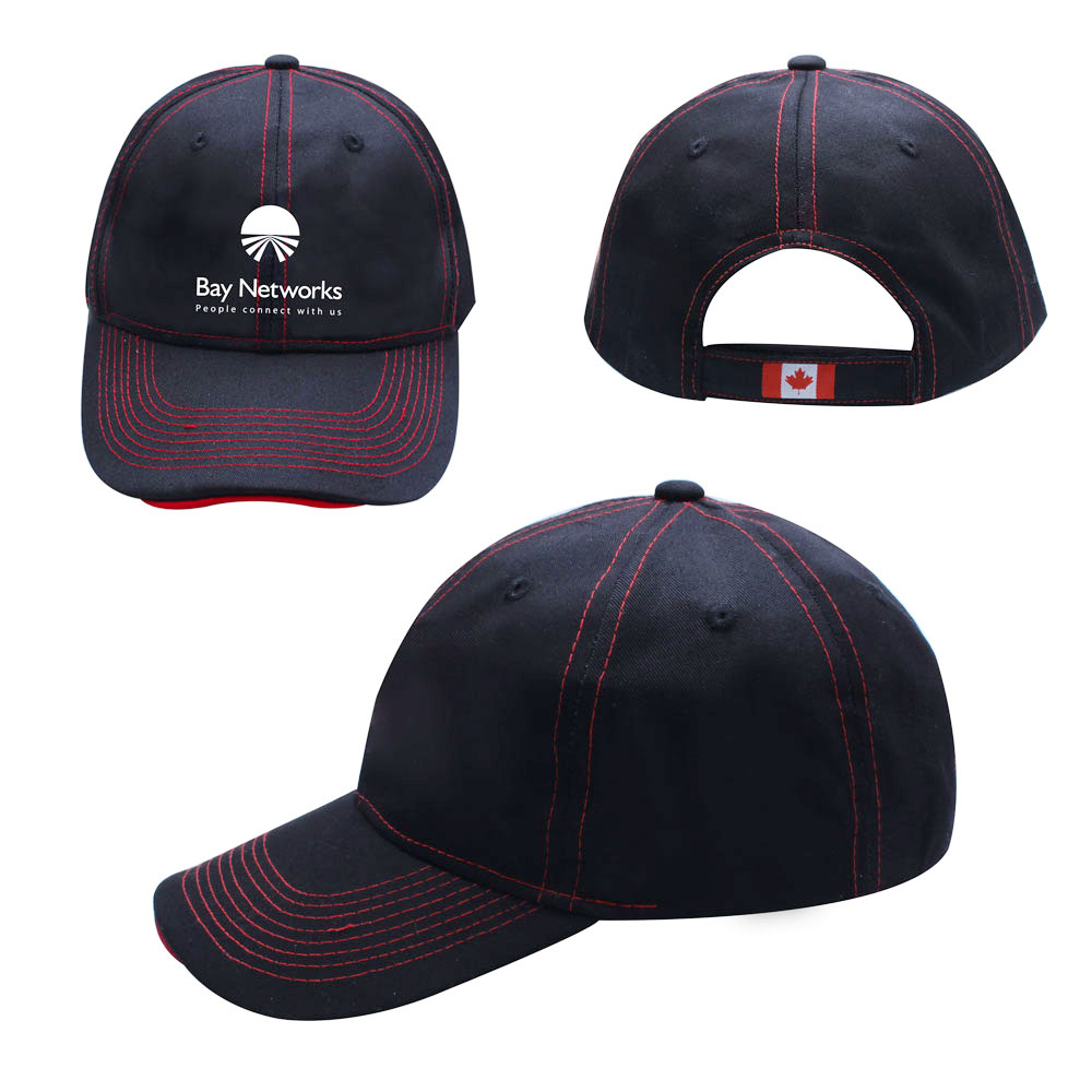 100% Cotton Twill Custom Baseball Cap - 100% Cotton Twill Custom Baseball Cap