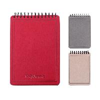 Colored Spiral Notebook-Small - Colored Spiral Notebook-Small