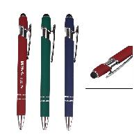 Aluminum Rubberized Pen - Aluminum Rubberized Pen