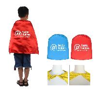 "27.5"" x 23.6"" Kids Superhero Cape - 27.5"" x 23.6"" Kids Superhero Cape"