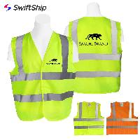 High Visibility Safety Vest - High Visibility Safety Vest