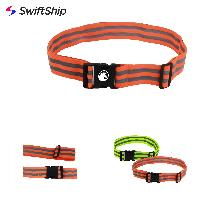 Adjustable Reflective Running Belt - Adjustable Reflective Running Belt