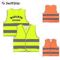 Reflective Child Safety Vest - Reflective Child Safety Vest