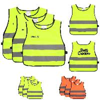 Children Reflective Safety Vest - Children Reflective Safety Vest