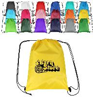 210D Polyester Drawstring Cinch Pack Backpack - 210D Polyester Drawstring Cinch Pack Backpack