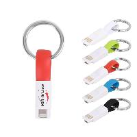 2 in 1 Magnetic Key Ring USB Charging and Data Cable - 2 in 1 Magnetic Key Ring USB Charging and Data Cable