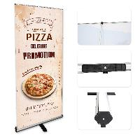 "31.5"" x 79"" Retractable Banner Stand - 31.5"" x 79"" Retractable Banner Stand"