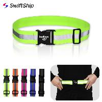 High Visibility Reflective Straps Adjustable Safety Belt - High Visibility Reflective Straps Adjustable Safety Belt