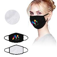 3-Ply Cotton Face Mask with Full Color Print - 3-Ply Cotton Face Mask with Full Color Printed