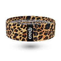 Leopard Exercise Resistance Stretch Band - Leopard Exercise Resistance Stretch Band