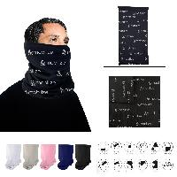 2 Ply Full Color Cooling Neck Gaiter Face Mask Buff - 2 Ply Full Color Cooling Neck Gaiter Face Mask Buff