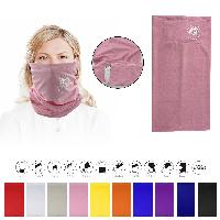 Full Color Multifunctional Cooling Neck Gaiter Face Mask Buff with Pocket - Full Color Multifunctional Cooling Neck Gaiter Face Mask Buff with Pocket